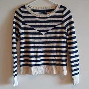 American Eagle Outfitter Striped Sweater
